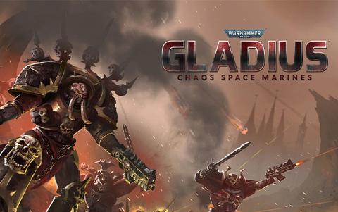 Warhammer 40,000: Gladius - Chaos Space Marines (для ПК, цифровой ключ)