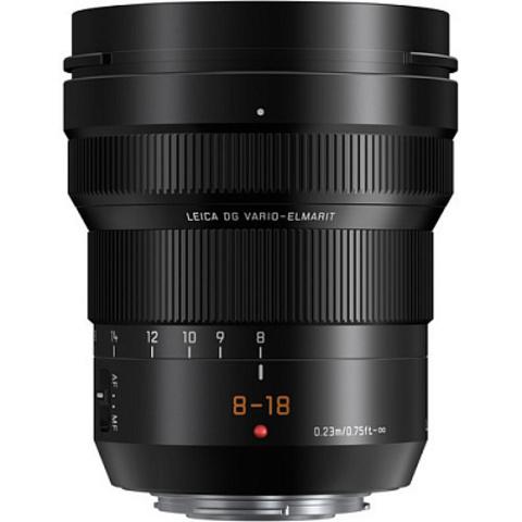 Panasonic Lumix Leica DG Vario-Elmarit 8-18mm f/2.8-4.0 Asph (H-E08018E)