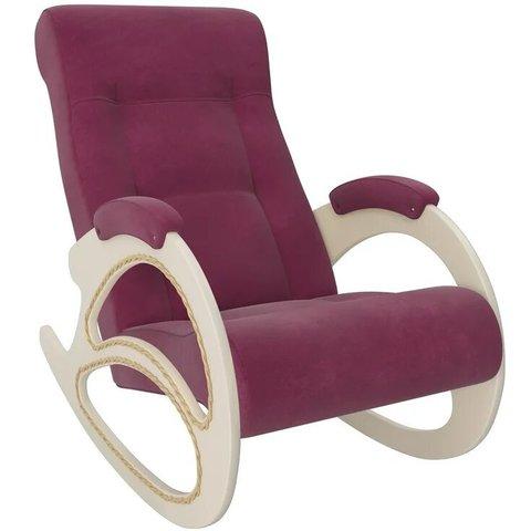 Кресло-качалка Комфорт Модель 4 дуб шампань/Verona Cyklam