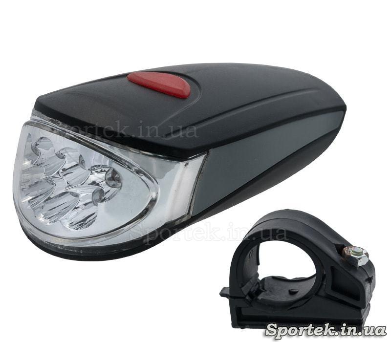 Передний велосипедный фонарь (KK-700)