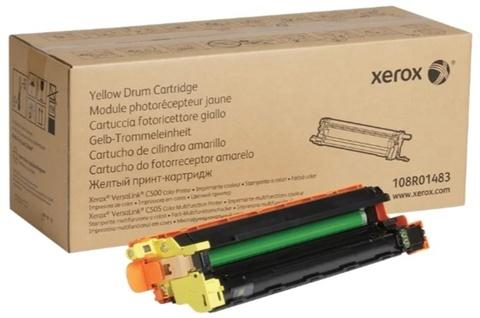 Фотобарабан Xerox 108R01483 желтый
