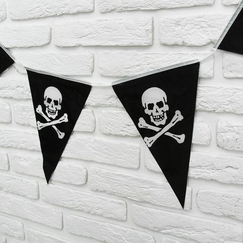 Купить Гирлянда «Пират», 2,5 м в Магазине тельняшек