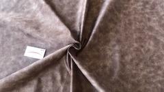 Велюр Дива А15-7 темно-коричневый