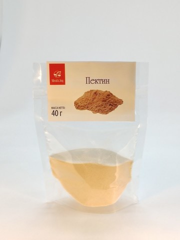 Пектин (цитрусовый), 40 г