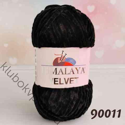 HIMALAYA VELVET 90011, Черный