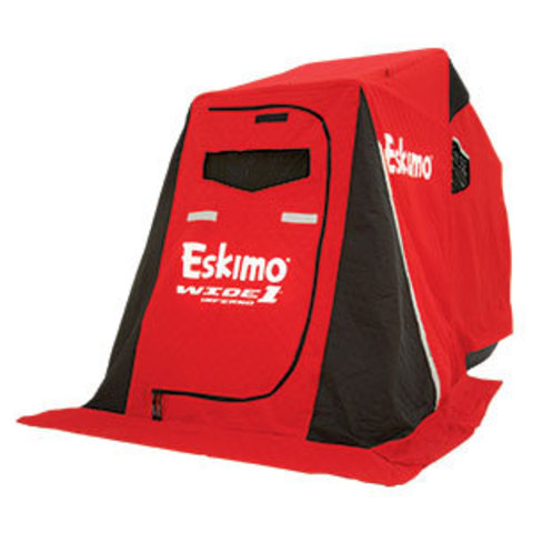 Зимняя палатка на санях Wide 1 Inferno- 1 Man, Swivel Seat, Fully Insulated NEW