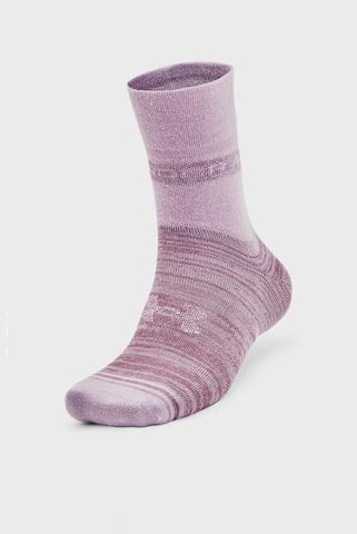 Сиреневые носки (2 пары) UA Essential Hi Lo Under Armour