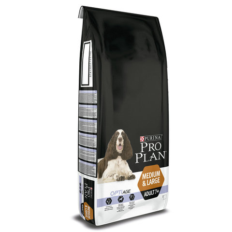 Pro Plan Medium & Large Adult 7+ 14 кг