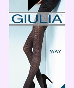 Колготки Giulia Way 03