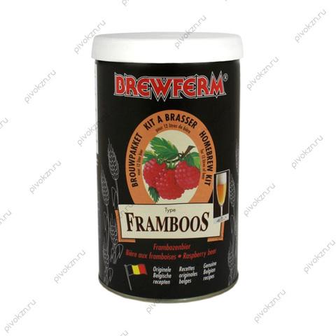 Солодовый экстракт Brewferm FRAMBOOS 1,5 кг