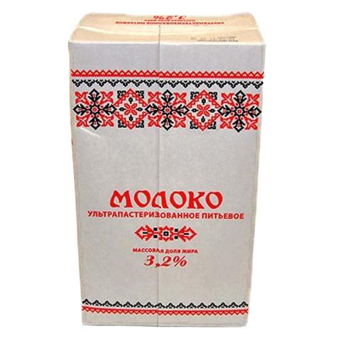 Молоко Кружева 3.2% стерилка ИП