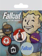 Набор значков «Fallout 4 Mix 2»