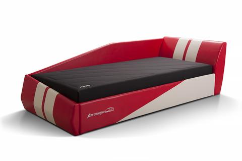 Кровать FORSAGE-RED