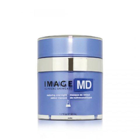 Ночной крем МД с ретинолом MD Restoring Retinol Creme, IMAGE MD, 50 мл.