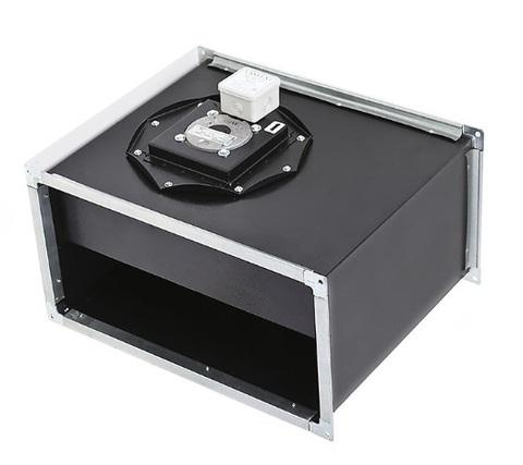 Вентилятор ВК-В6 700х400 D (ebmpapst) канальный, прямоугольный