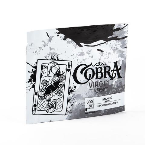 Кальянная смесь Cobra VIRGIN Манго (Mango) 50 г