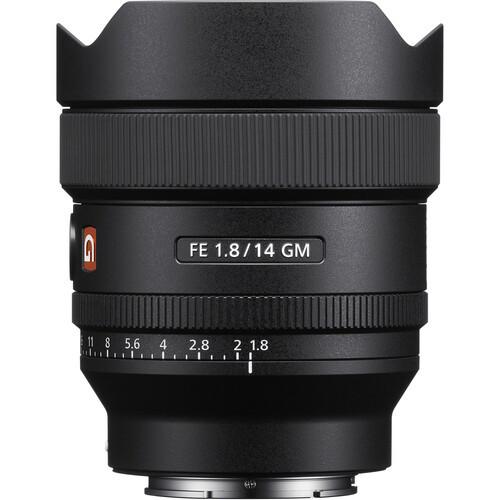 Объектив SEL-14F18GM купить в интернет-магазине Sony Centre