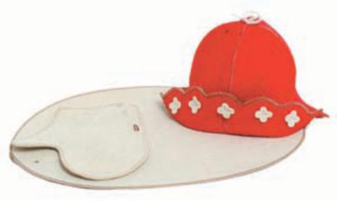 Комплект подарочный Красная шапочка
