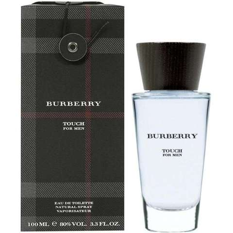Touch for Men Burberry, 100ml, Edt