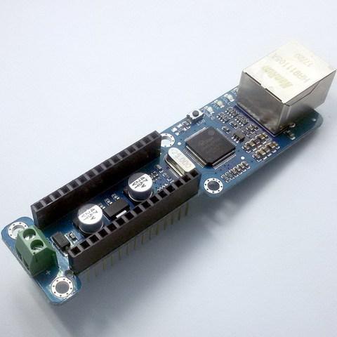 Плата расширения Ethernet Nano W5100