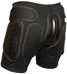 Защитные шорты Biont Экстрим черные