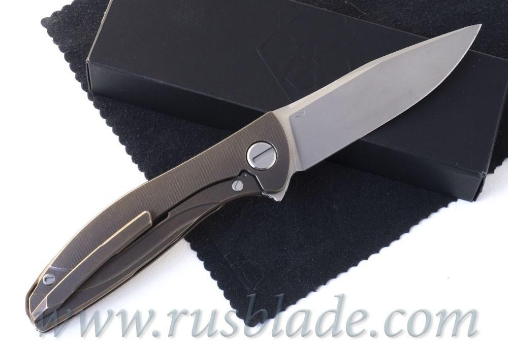 Shirogorov NeOn Bronze CD Custom Division - фотография