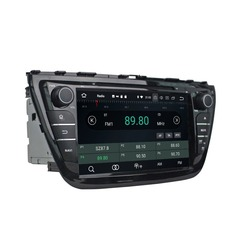 Магнитола KD-8073-P6 Suzuki SX4 (2013-2018)
