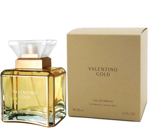 Valentino: Valentino Gold женская парфюмерная вода edp, 100мл