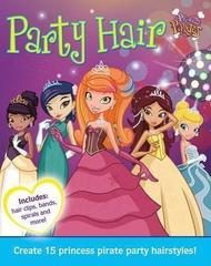Princess Pirates Party Hair