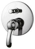 Смеситель Cezares Lira LIRA-VDIM-01 для ванны с душем