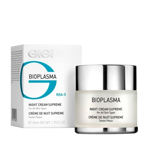 GIGI Bioplasma Night Cream Supreme