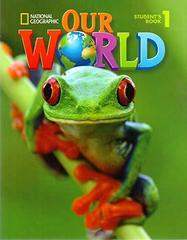 Our World BrE 1 SB+ CD-ROM(x1)