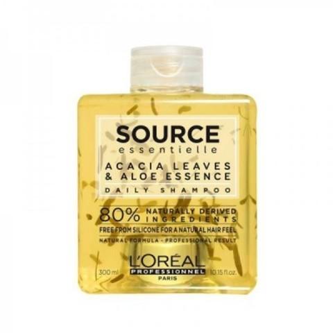 L'Oreal Professionnel Source Essentielle: Шампунь для всех типов волос (Daily Shampoo), 1.5л