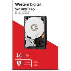 Диск Western Digital 14TB Red Pro 7200 rpm SATA III 3.5