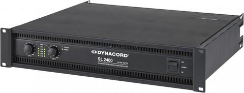 Dynacord SL 2400 усилитель мощности