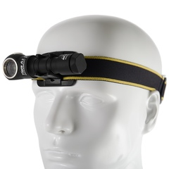 Налобный фонарь Armytek Tiara A1 Pro v2 XP-L (белый свет)