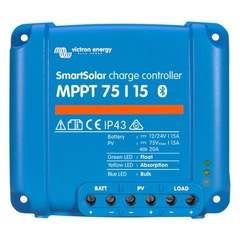 Контроллер заряда Victron Energy SmartSolar MPPT 75/15