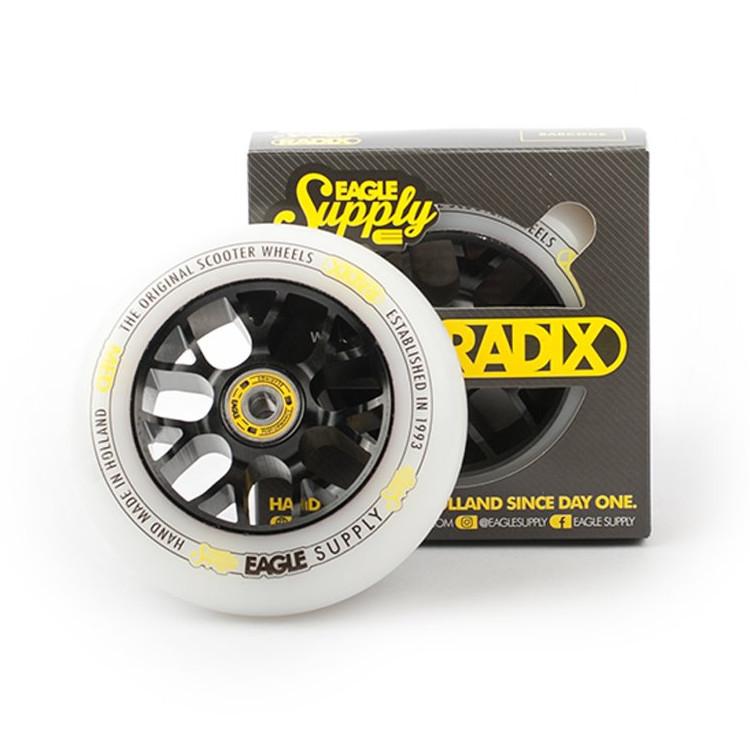 Колесо для самоката EAGLE Radix Chunky X6 (Black/White)