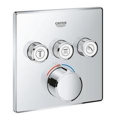 Термостат для душа встраиваемый на 3 потребителя Grohe  29149000 фото