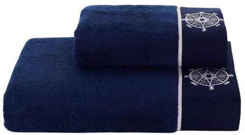 Набор полотенец MARINE LADY  МАРИНЕ ЛЕДИ  (50х100 и 85х150) Soft Cotton (Турция)
