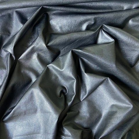 искусственная черная кожа фото
