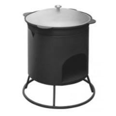 Купить Печь под казан 6-8 литров (Везувий)