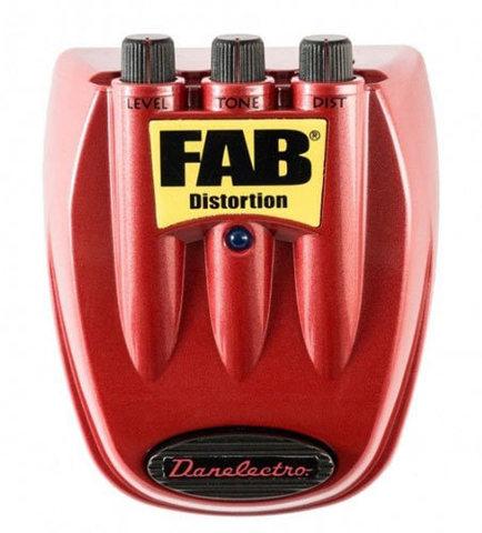Гитарный эффект Danelectro D1 FAB distortion