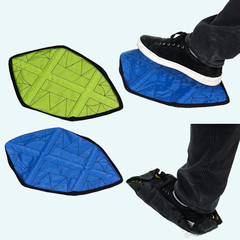 Автоматические многоразовые бахилы REUSABLE PORTABLE AUTOMATIC SHOE.