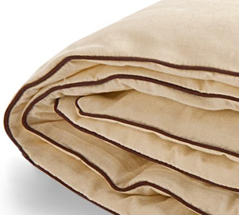 Одеяло легкое из шерсти кашемировой козы Милана 172x205