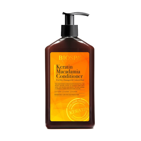 Keratin Macadamia Conditioner