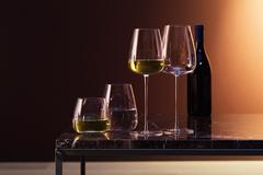 Набор из 2 стаканов для вина Wine Culture, 385 мл, фото 2