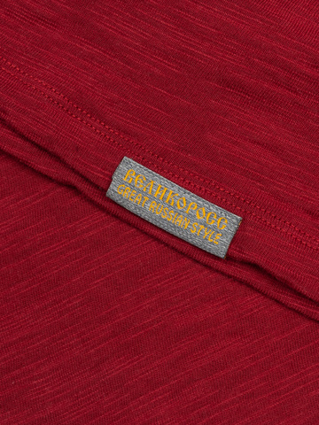 Женская футболка «Великоросс» красного цвета