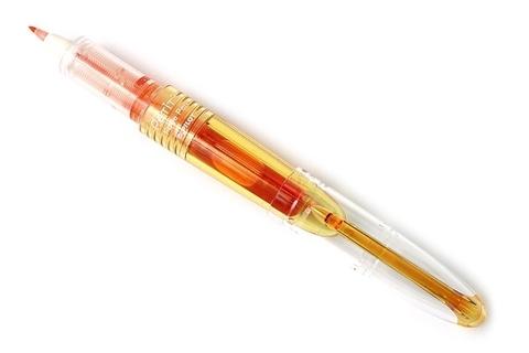 Ручка-кисть Pilot Petit 3 оранжевая