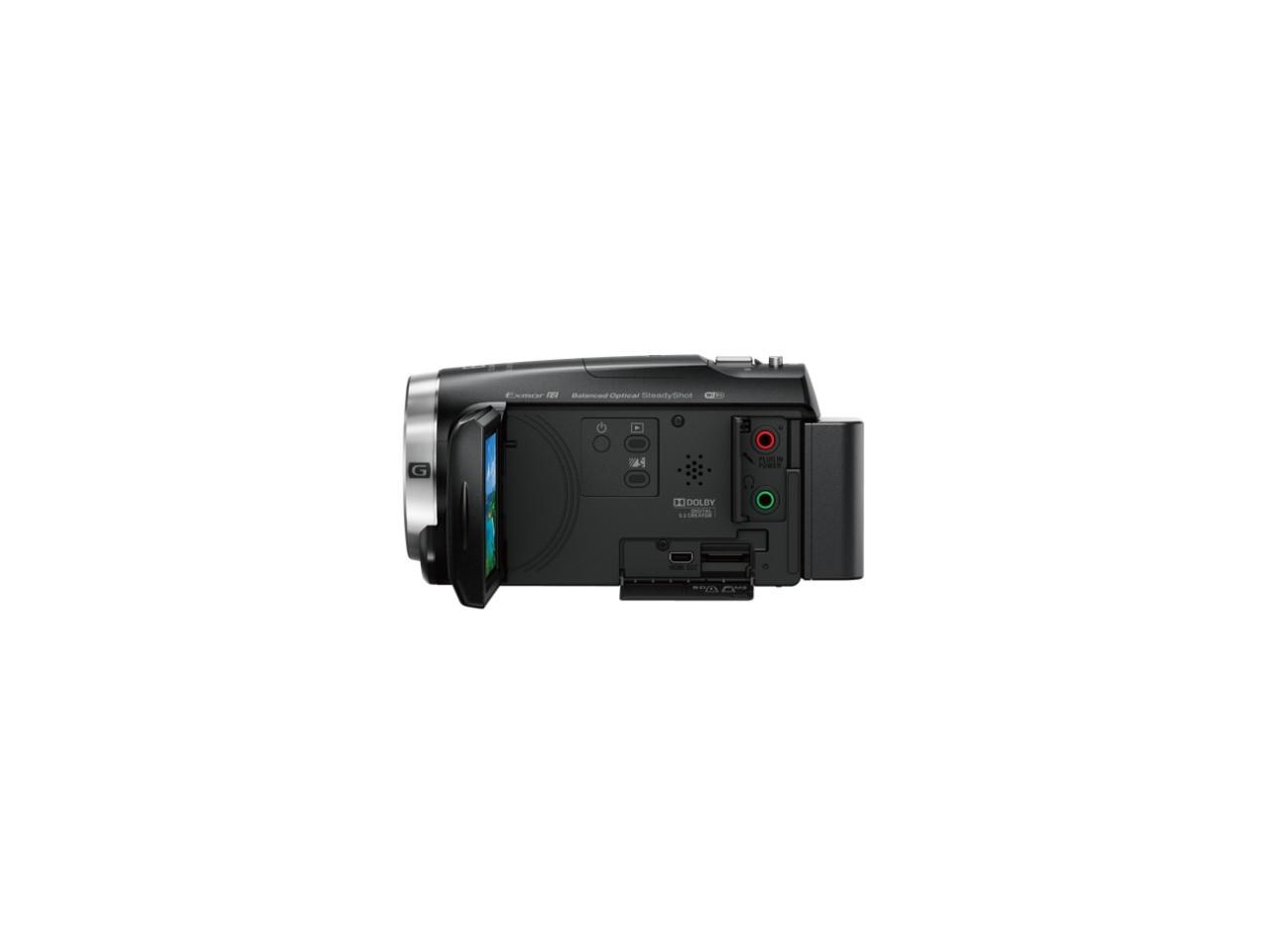 Купить видеокамеру Sony HDR-CX625 в Sony Centre Воронеж